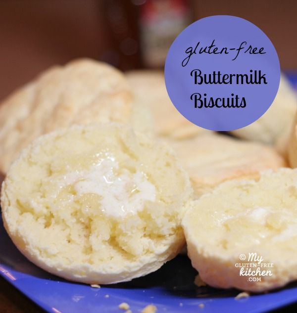 Gluten-free Buttermilk Biscuits - These taste like the real deal ...