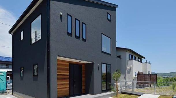 洗練シンプル 上質な男前スタイルの家 完成見学会 画像あり
