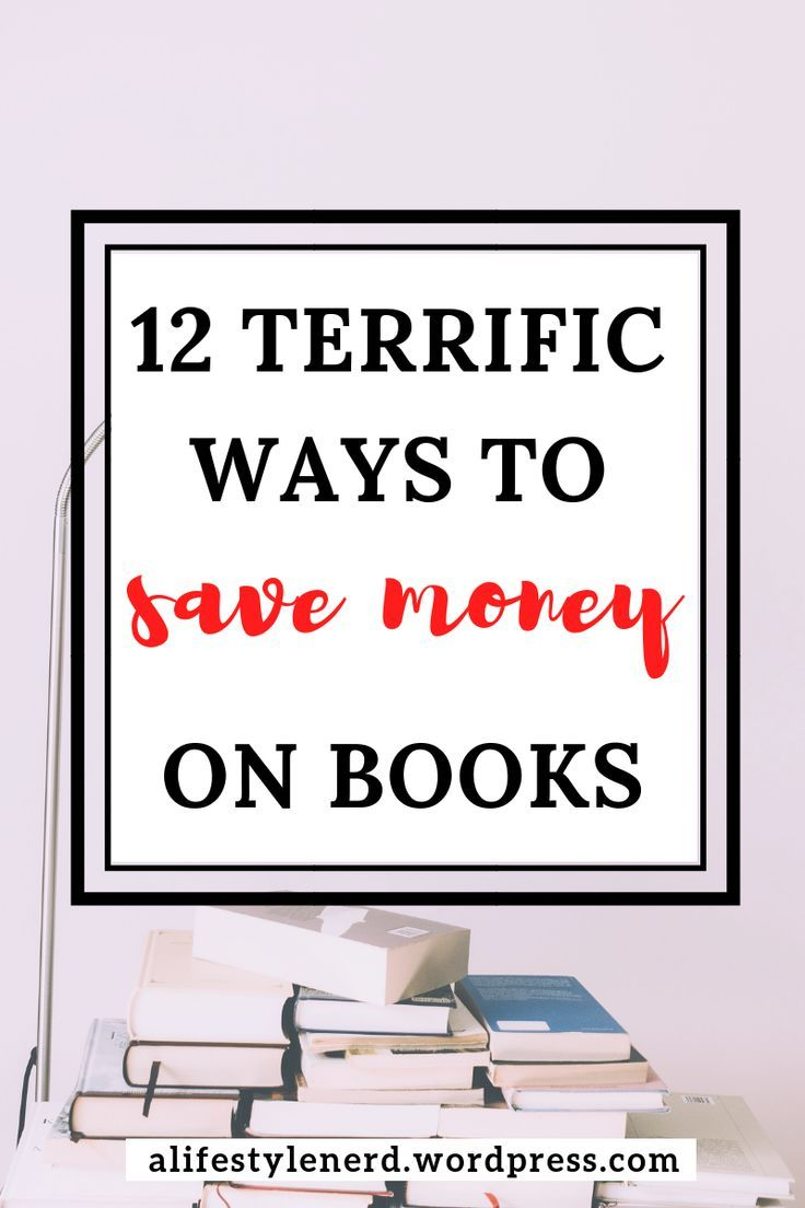 How to Read Books on a Budget Legally | Book & Reading Tips | Books