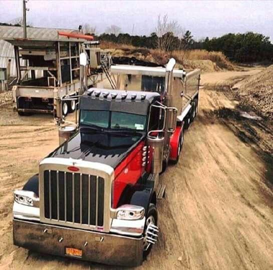 Pin By Adam Weaver On Big Trucks