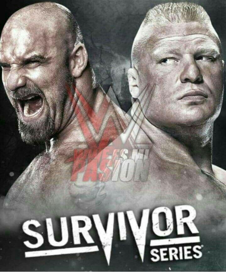 Bill Goldberg VS Brock Lesnar in Survivor Series 2016 http://amazingoffersanddeals.blogspot.com/2016/11/bill-goldberg-vs-brock-lesnar-in.html