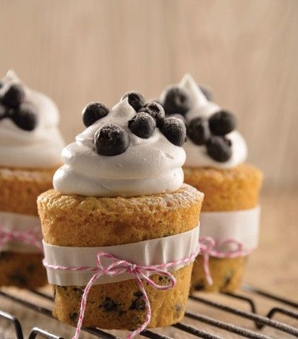 ¡Sorprende a tus invitados con estos suculentos cupcakes!