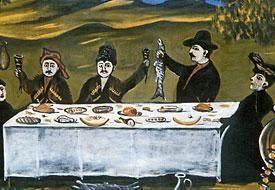 Кулинарное криманчули - рецепты (макароны, рыба, курица, овощное рагу с курицей)