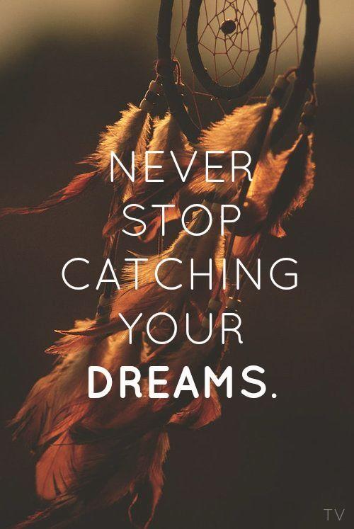 Dreamcatcher ♡ (With images) | Dream catcher quotes, Dream ...