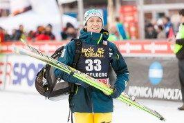 Noriaki Kasai (Japan) ist Dritter beim FIS Skispringen Weltcup in Engelberg / Schweiz | Fotograf Kassel http://blog.ks-fotografie.net/pressefotografie/fis-skispringen-engelberg-schweiz-fotografiert/