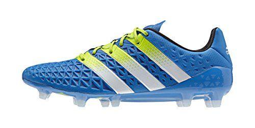 adidas Herren Fussballschuhe ACE 16.1 FG/AG shock blue s16/semi solar slime/ftwr white 47 1/3 - http://on-line-kaufen.de/adidas/47-1-3-adidas-herren-ace-16-1-fg-ag-fussballschuhe-3