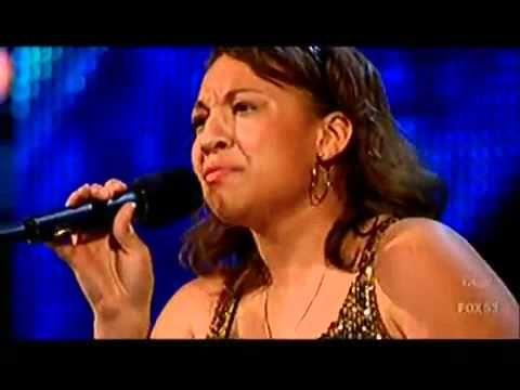 The X Factor - Melanie Amaro - Listen (Audition)