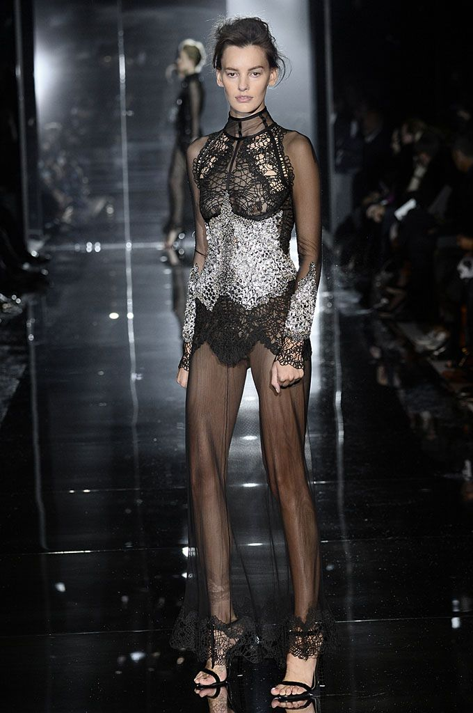 Tom Ford, SS14 #LFW