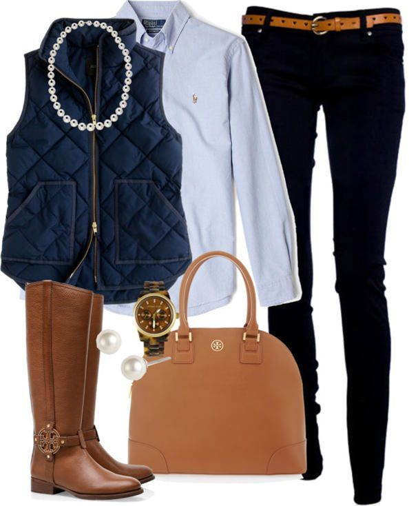 Quilted vest outfit - Perfect for dinner in Whistler Canada!