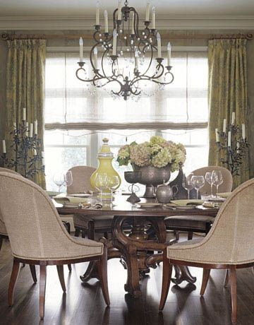 17 Best ideas about Dining Room Table Centerpieces on Pinterest