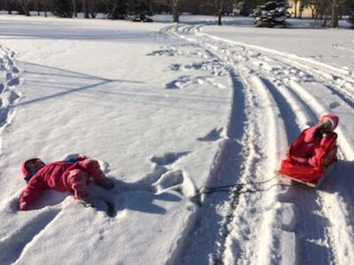 Grumbling Grace: Choose Your Winter Series: Cross-Country Skiing