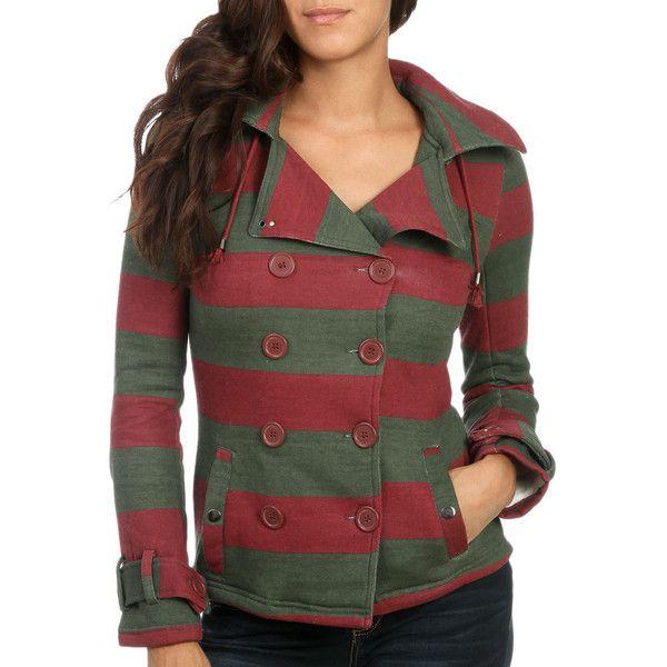Freddie Krueger Jacket Things To Wear Jackets Clothes