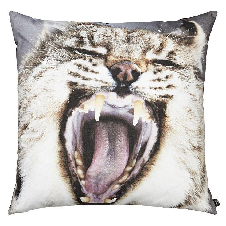 By Nord Roarling Lynx Cushion