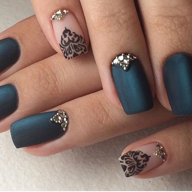 Gorgeous nails..