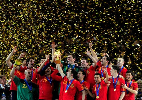 Spain - FIFA World Cup Champion (South Africa/2010)