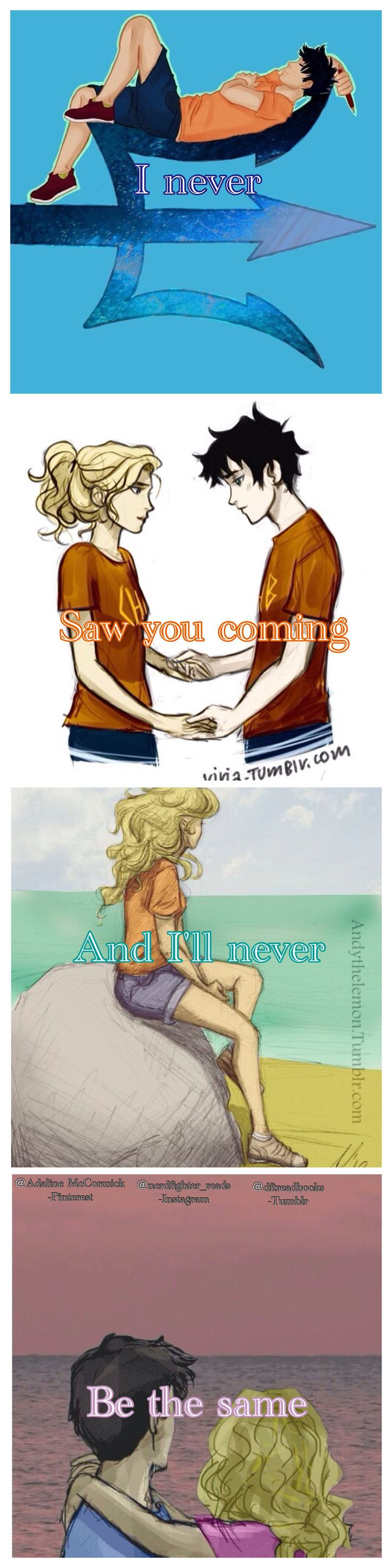 Percabeth/ State of Grace by Taylor Swift <3 <3