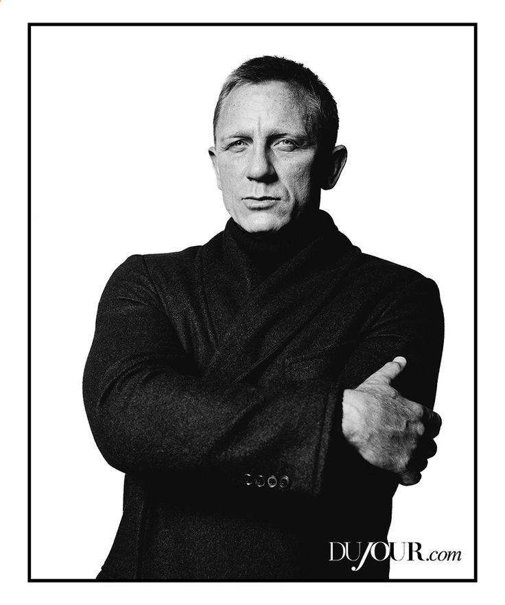 Daniel Craig opens up about playing James Bond for nearly a decade, his own heroes, how he deals with hangovers and much more. Head to dujour.com for the full interview and photo shoot. On him: Coat, Hermes; Boat Builder funnel neck sweater, Anderson & Sheppard.