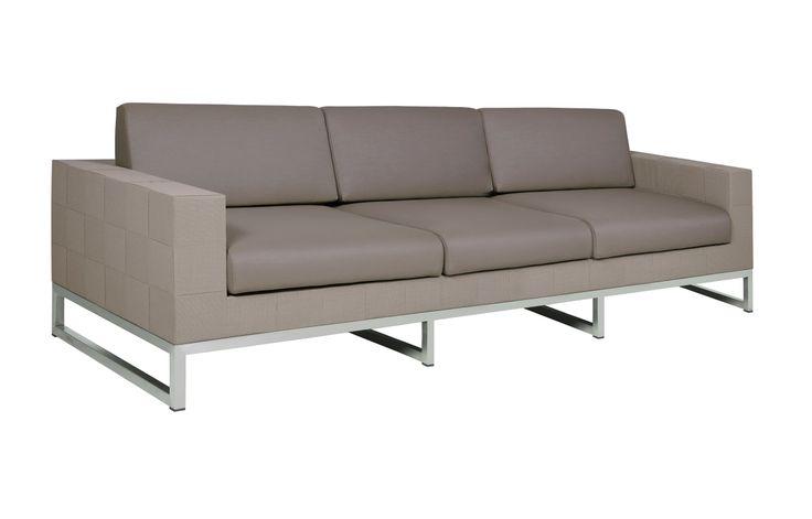 Quilt Sofa 3-Seater | Viesso