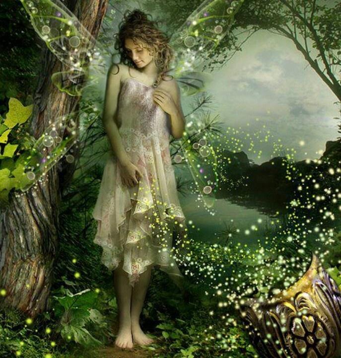 Mystical Fae Fairy Godmother Pinterest