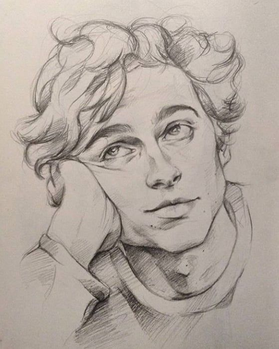 🆕🎨 Beautiful Timmy Art 🖤 #Repost Anaïs …