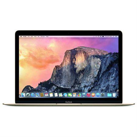 "Apple MacBook 12"" 8GB RAM 256GB SSD Laptop for $1,149"