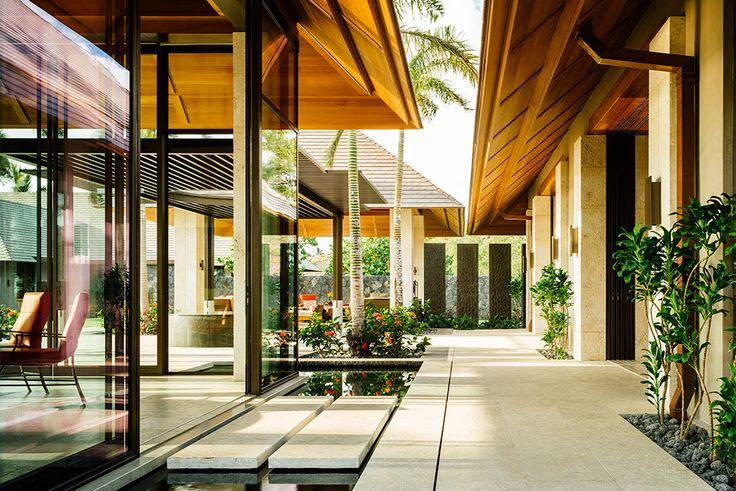 Kauhale Kai tropical modernism