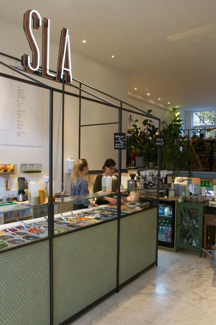Great Minimal Structure To Use Within A Shop Sla Amsterdam On