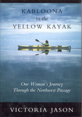 During the summers of 1991 through 1994 Victoria Jason and two companions--Fred Reffler and Don Starkell--set out to kayak from Churchill, Manitoba to Tuktoyaktuk on the Beaufort Sea. When she set out in 1991, Victoria, already a grandmother of two, had been kayaking for only a year and was still recovering from the second of two strokes.  Her 7,500 km journey lasted four years.
