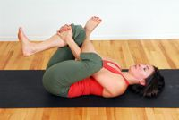 How To Do a Reclined Stretching Exercise for Your Hip: A Hip Stretching Exercise