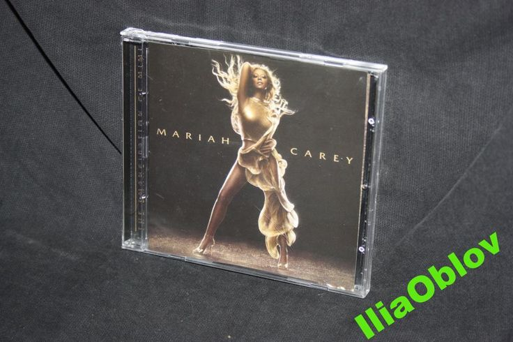 CD Mariah Carey The Emancipation Of Mimi