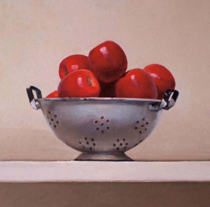 Alison Mitchell - Washed Apples