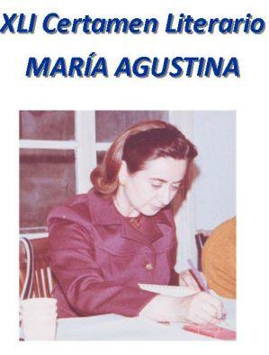 Certamen Literario María Agustina - 1.000 euros