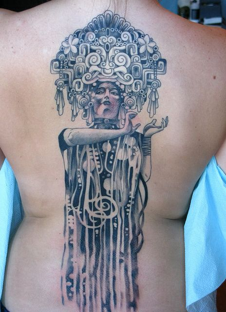 Klimt. Gorgeous.