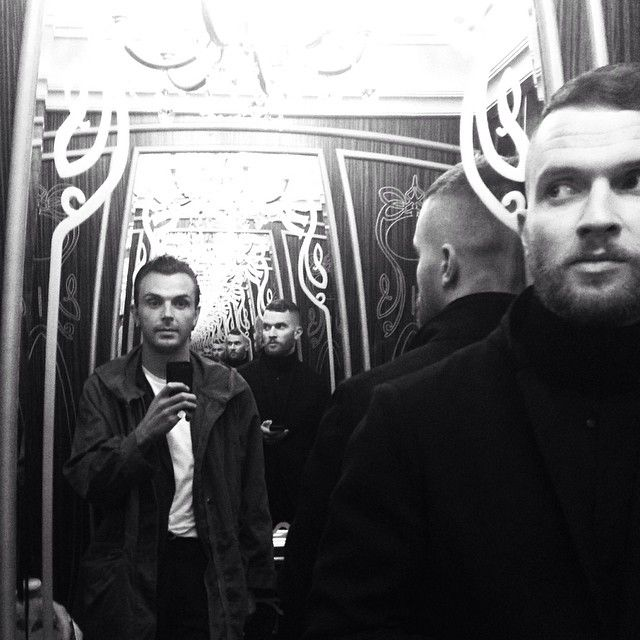 Theo Hutchcraft & Adam Anderson, Hurts #hurts #musicbands