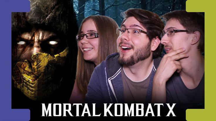 Játszunk! - Mortal Kombat X, avagy ki nem szarja le a kombókat?