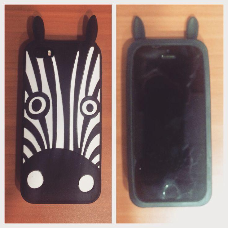Case de Zebra