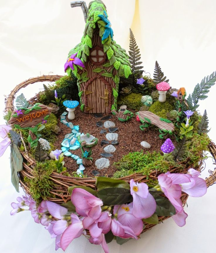 19 Best Garden Clay Art Images On Pinterest