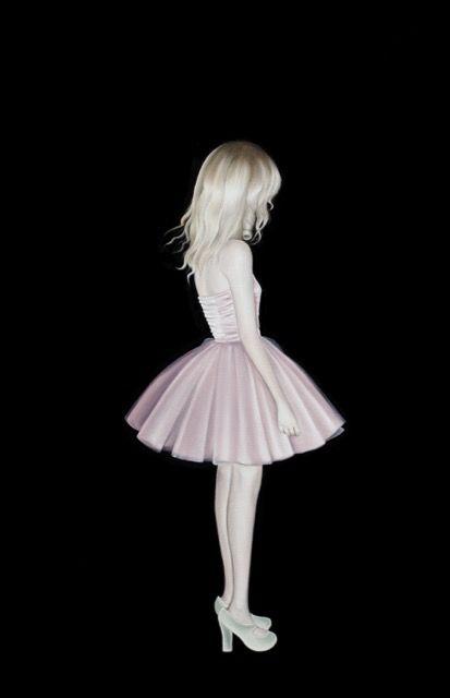 Lost little girl, Art, Magic, Artist Autumn