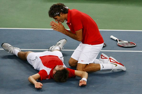 Roger Federer & Stan Wawrinka Knocked Out of Monte Carlo Masters - http://movietvtechgeeks.com/roger-federer-stan-wawrinka-knocked-out-of-monte-carlo-masters/-Roger Federer took a much needed break from the 2015 Miami Open to be prepared the 2015 Monte Carlo Masters, but that wasn't enough to keep Gael Monfils from beating the Swiss tennis star. Stan Wawrinka lost to Juan Monaco, but Rafael Nadal has picked up steam since his loss at the Miami Open after taking American