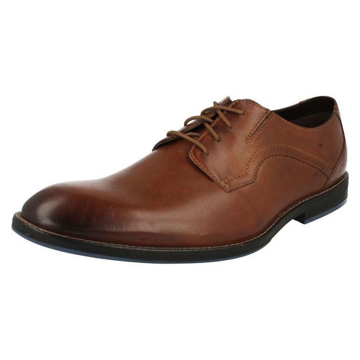 United Footwear - Men's Clarks Lace Up Smart Shoes Prangley Walk, �74.99 (http://united-footwear.co.uk/mens-clarks-lace-up-smart-shoes-prangley-walk/)