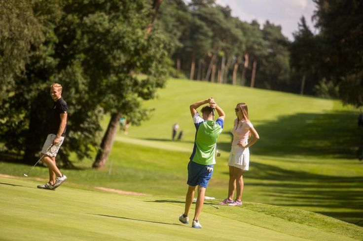 G&LC Berlin-Wannsee - Tag eins 2014 Coca-Cola Berlin Open Championship