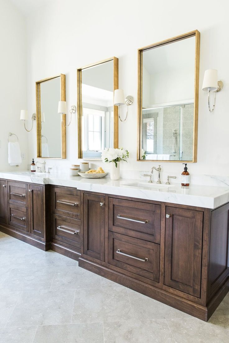 25 best ideas about bungalow bathroom on pinterest for Craftsman mirrors bathroom