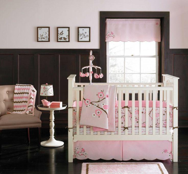 Best Baby Nursery Images On Pinterest Babies Nursery Baby - Light pink nursery decor