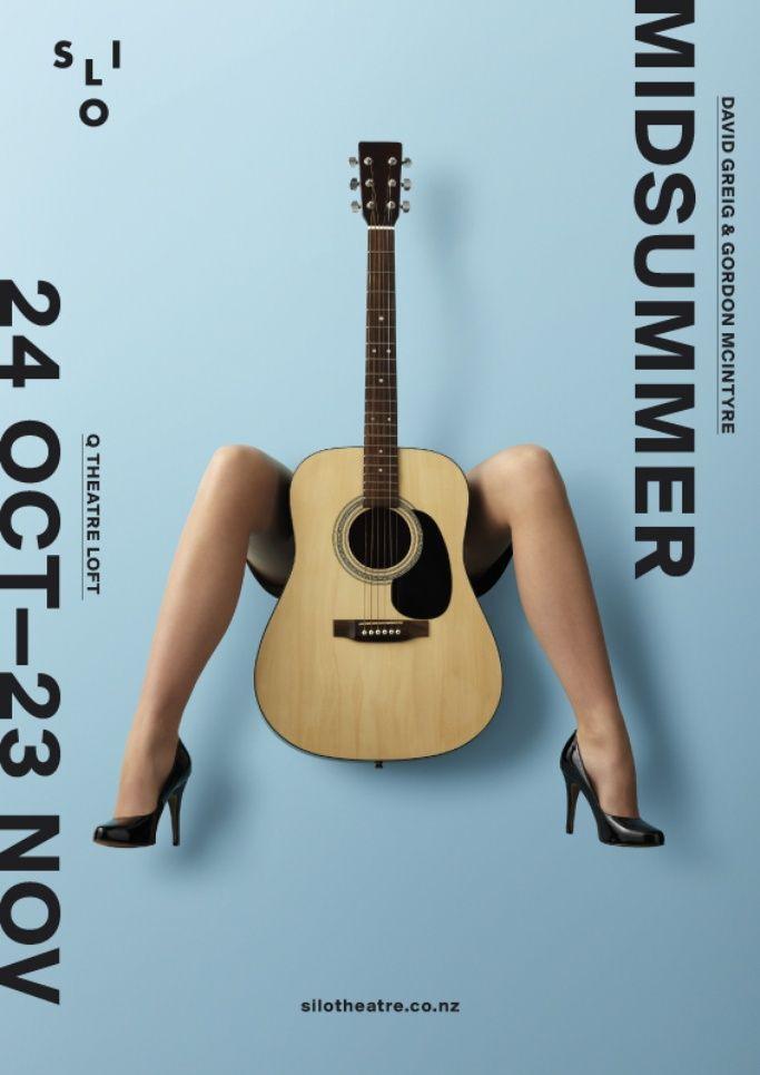 Silo Theatre 2013 Season Posters - Graphis