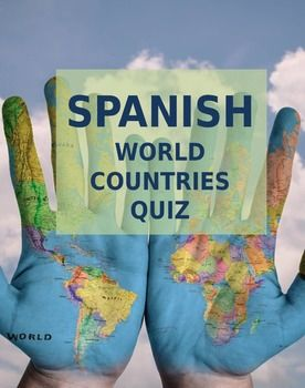 Spanish Countries, Nationalities, Languages – World Countr