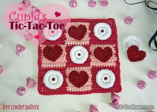 93 best Free Valentine Crochet/Knit Patterns images on Pinterest ...
