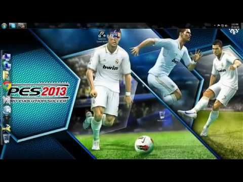 how to download and install pes 2013