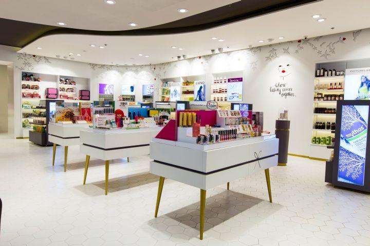 Beauty Bar store by Blocher Blocher Partners, Manila – Philippines » Retail Design Blog