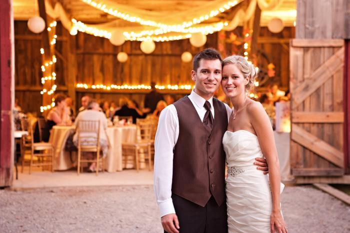 Pioneer Village Barn for reception - London Ontario