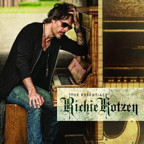 The Essential Richie Kotzen [CD]